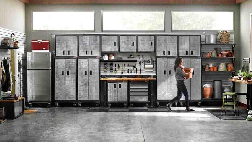 Garage Cabinet Design Ideas