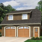 Garage Designs with Apartments
