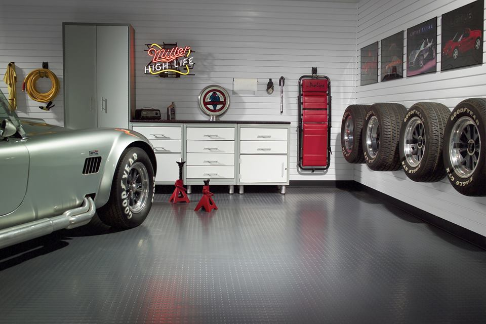 Garage Interior Design Ideas