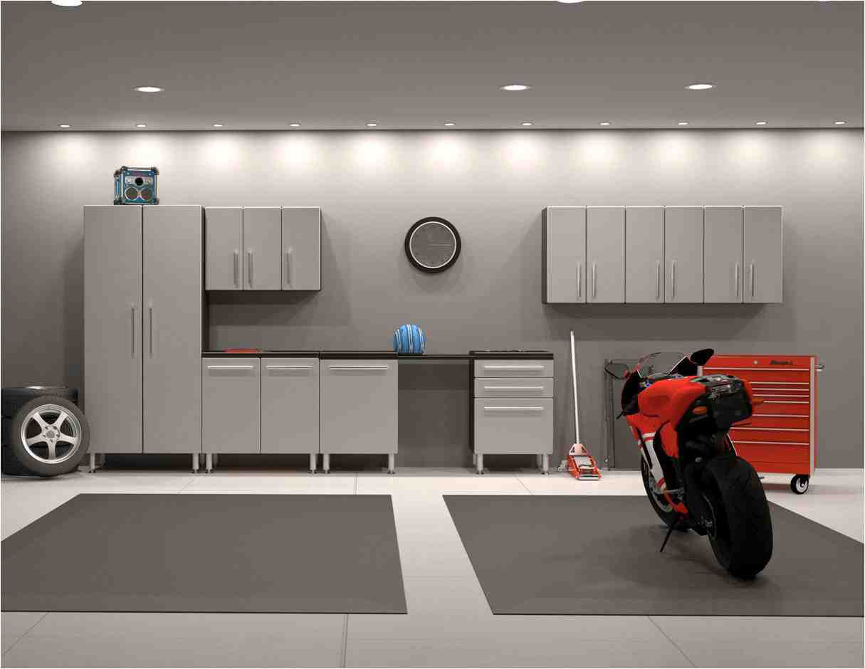 Garage Interior Design Decor Ideas
