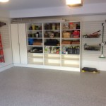 Garage Storage Design