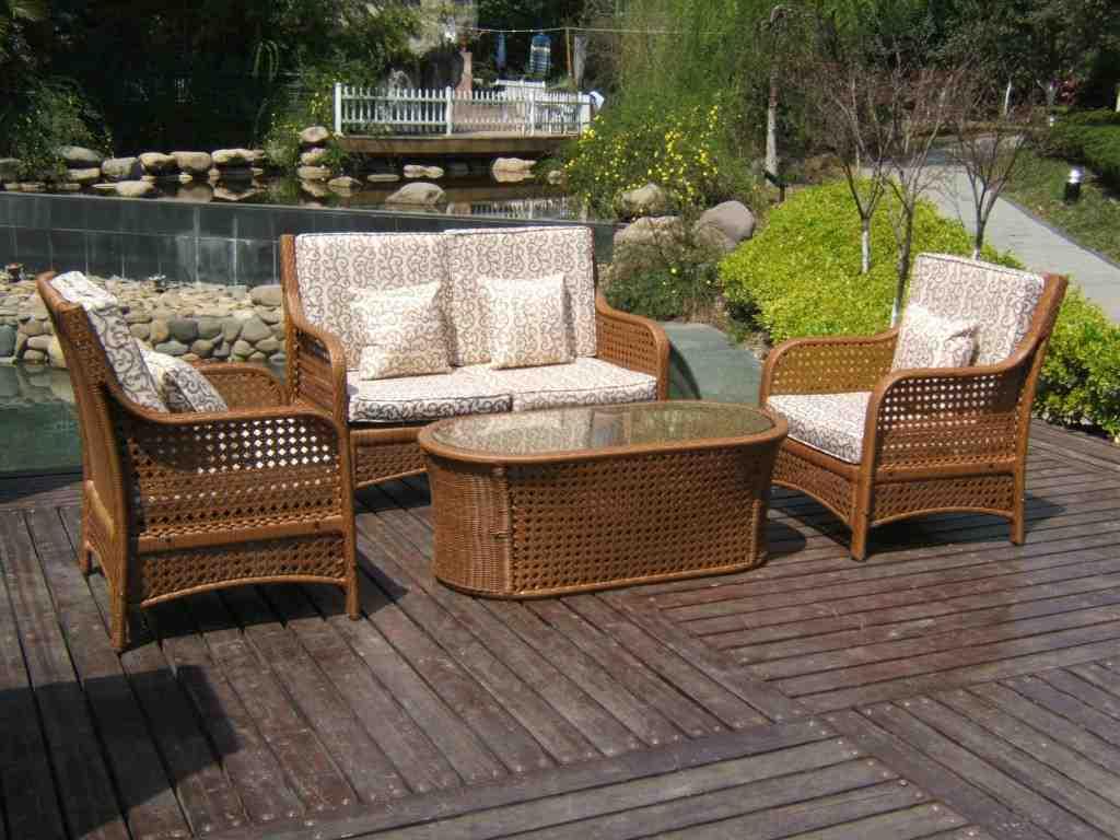 Inexpensive Wicker Patio Furniture