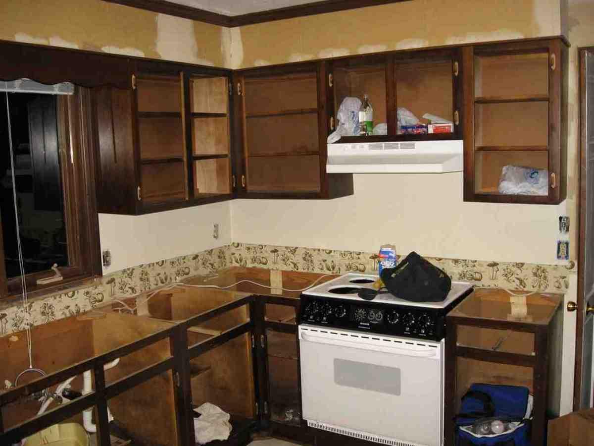 Kitchen Cabinet Refacing Kits - Decor Ideas