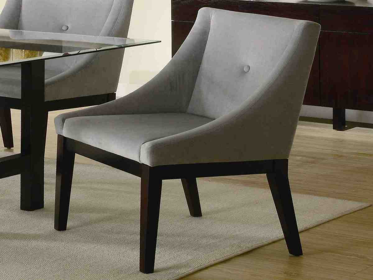 Leather Dining Room Chairs With Arms Decor Ideas