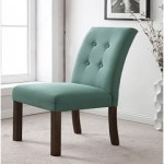 Leather Parsons Dining Chair