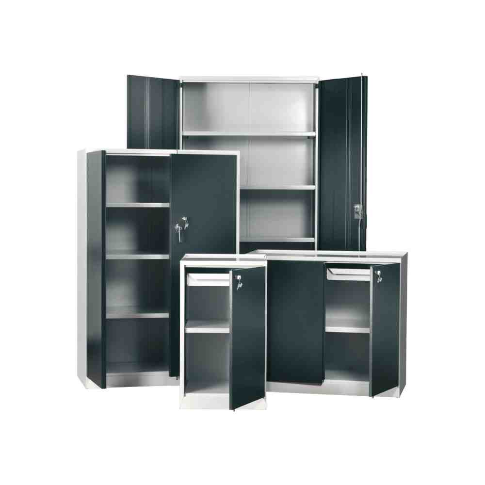 Metal Storage Cabinets With Doors And Shelves