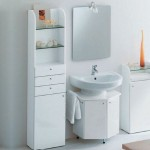 Modern Bathroom Storage Cabinet