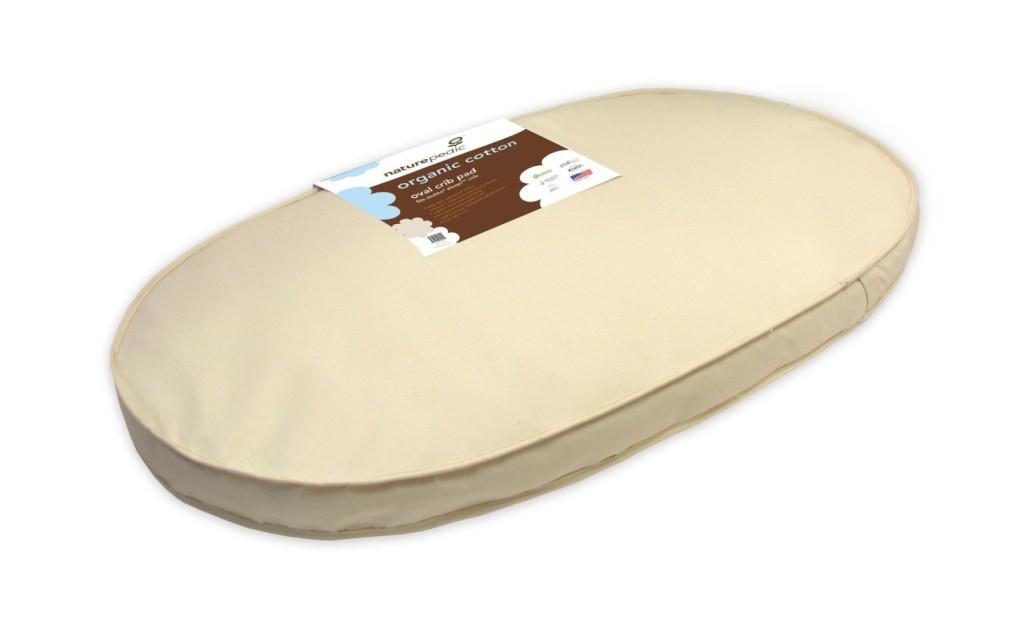 Naturepedic Mini Crib Mattress
