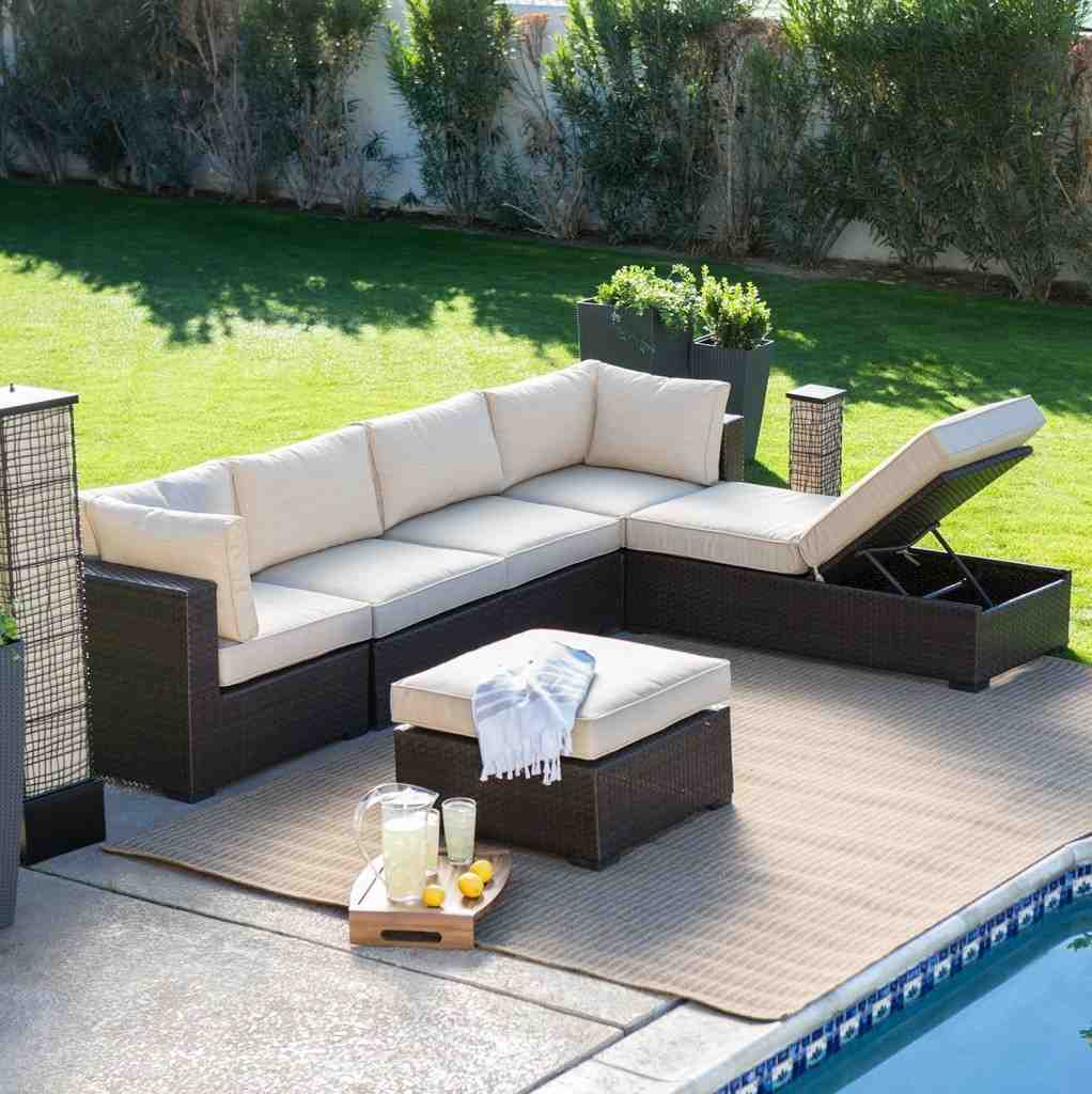 Outdoor Chaise Lounge Chairs Under 100