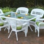 Plastic Wicker Patio Furniture
