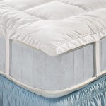 Queen Size Pillow Top Mattress Pad