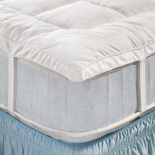 Queen Size Pillow Top Mattress Pad