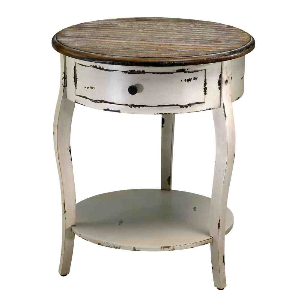 Round End Tables For Sale