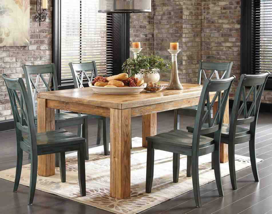 Rustic Kitchen Tables and Chairs