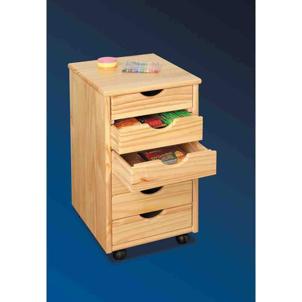 6 Drawer File Cabinet