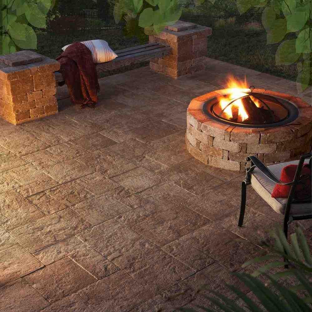 Backyard Paver Patio Designs
