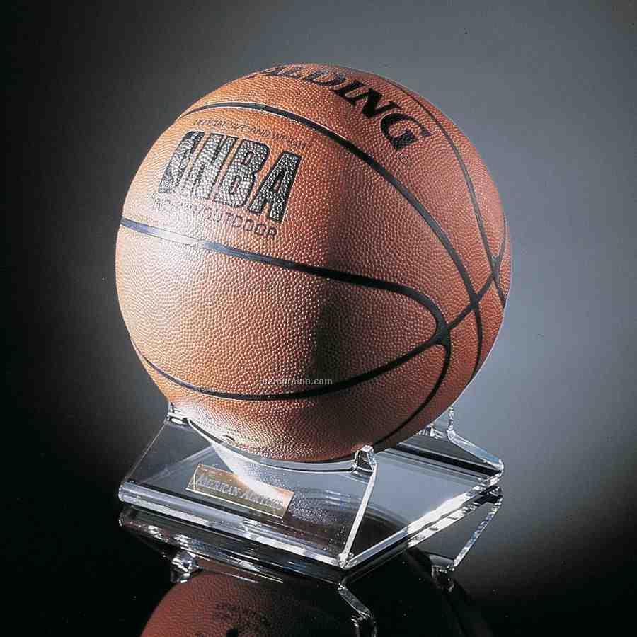 Basketball Display Stand