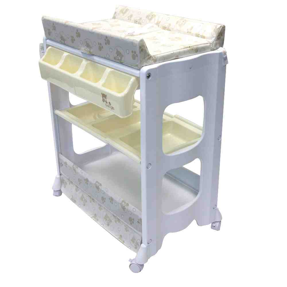 Black Baby Changing Table