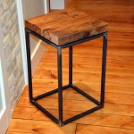 Computer End Table