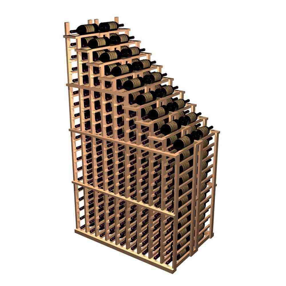 Contemporary Wall Wine Rack