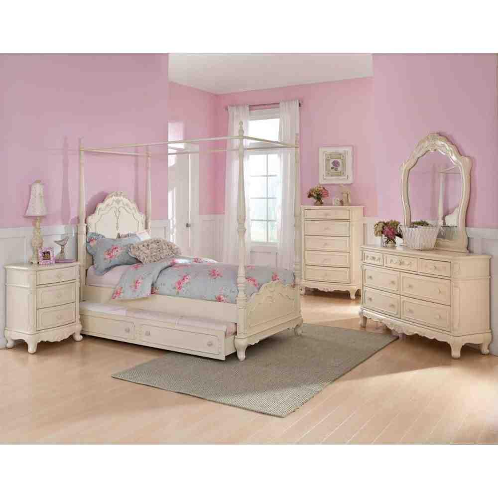 Girls White Bedroom Furniture Sets