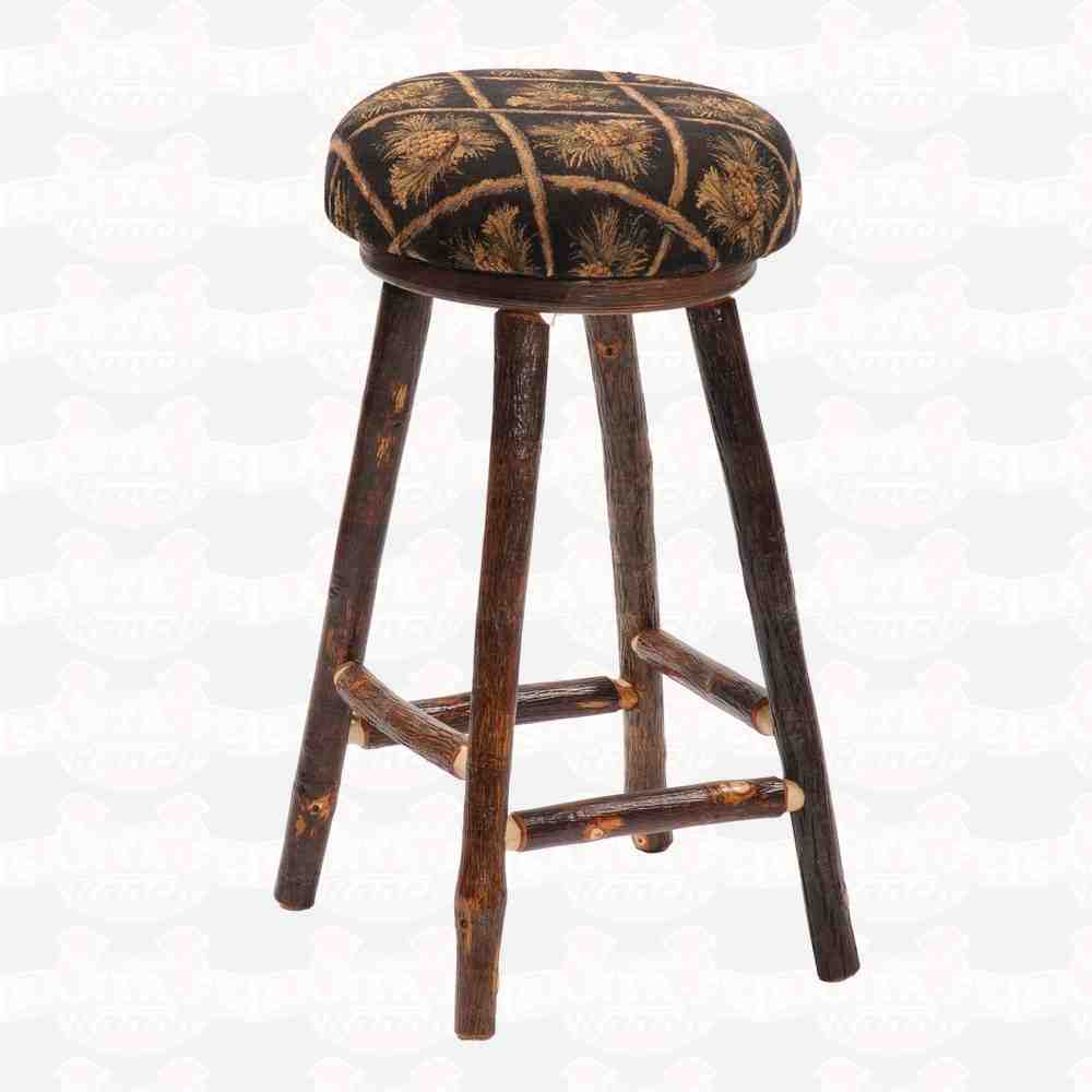 Hickory Chair Bar Stools