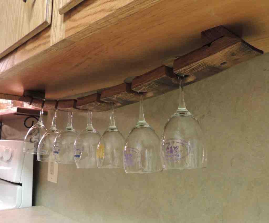 Ikea Wine Glass Rack