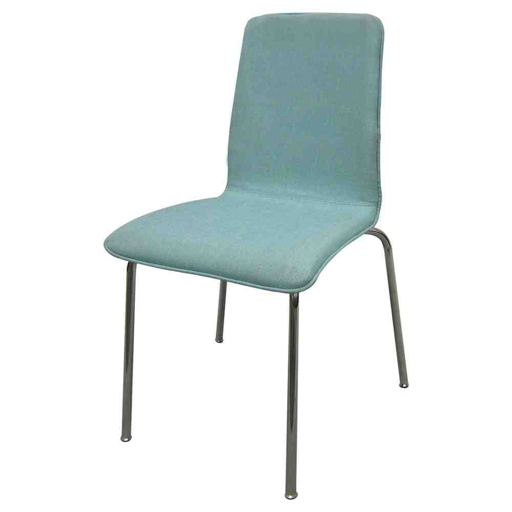Light Blue Accent Chair