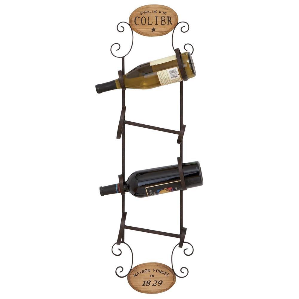 Metal Wine Racks Wall Mounted