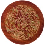 Round Area Rugs Lowes