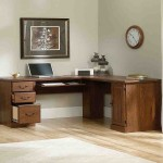 Sauder Furniture Corner Computer Desk