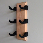 Vertical Wall Wine Rack