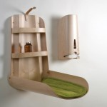 Wall Mounted Baby Changing Table
