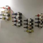 Wine Glass Rack Wall Mount