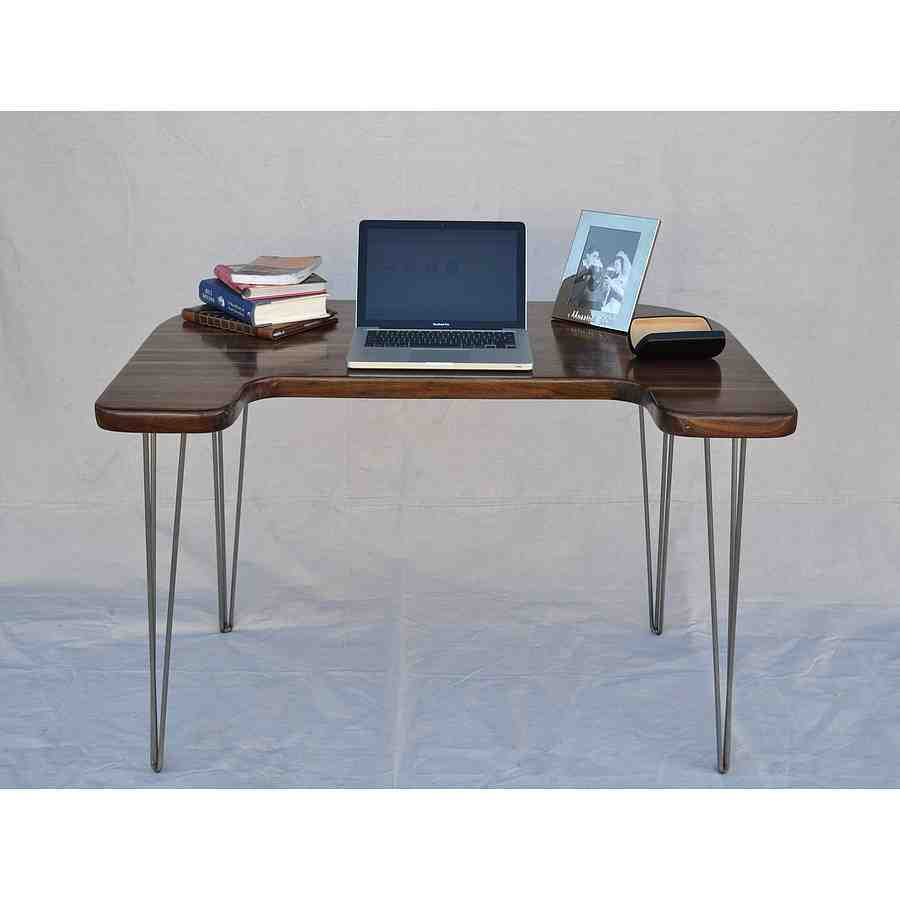 Wood Computer Table