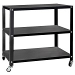 3 Tier Wire Shelving
