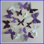 Butterfly Wall Decor For Nursery