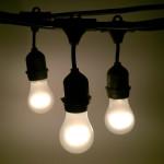 Commercial Grade Heavy Duty Outdoor String Lights