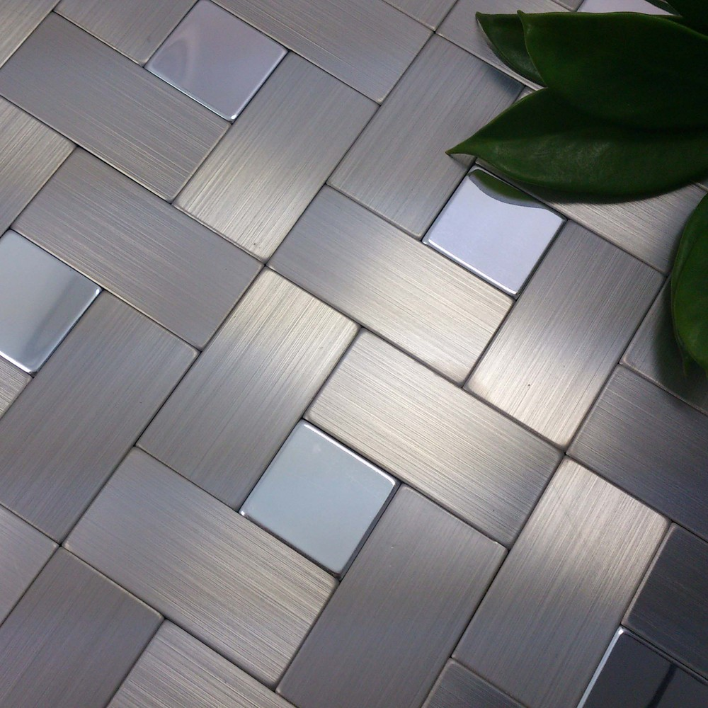 Decorative Metal Wall Tiles