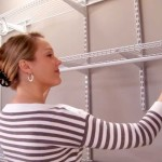 How To Install Closetmaid Wire Shelving