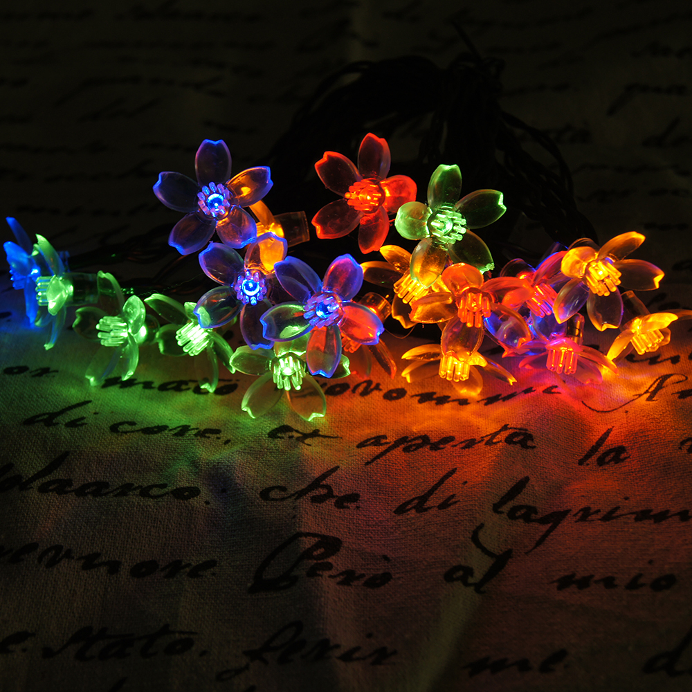 Led String Lights Outdoor Use