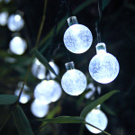 Outdoor Commercial String Lighting