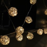 Outdoor Lighting Strings