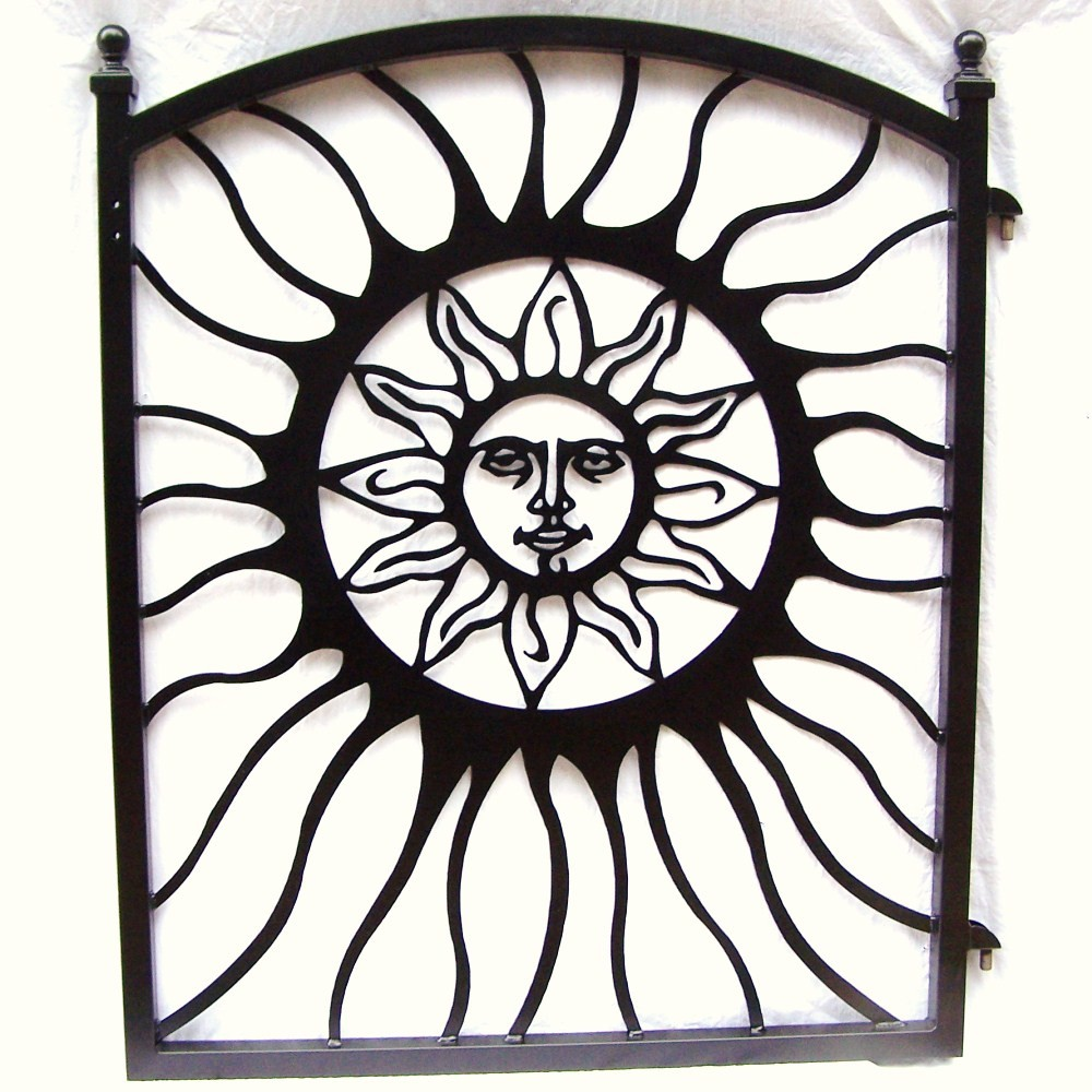 Outdoor Metal Wall Art Decor And Sculptures