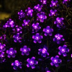 Solar Led String Lights Outdoor