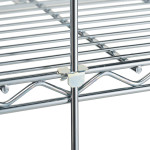 Stainless Wire Shelving