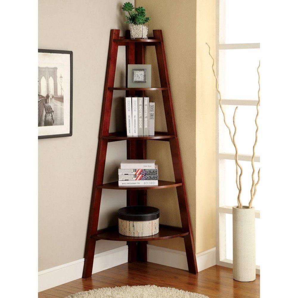 Corner Pantry Shelves
