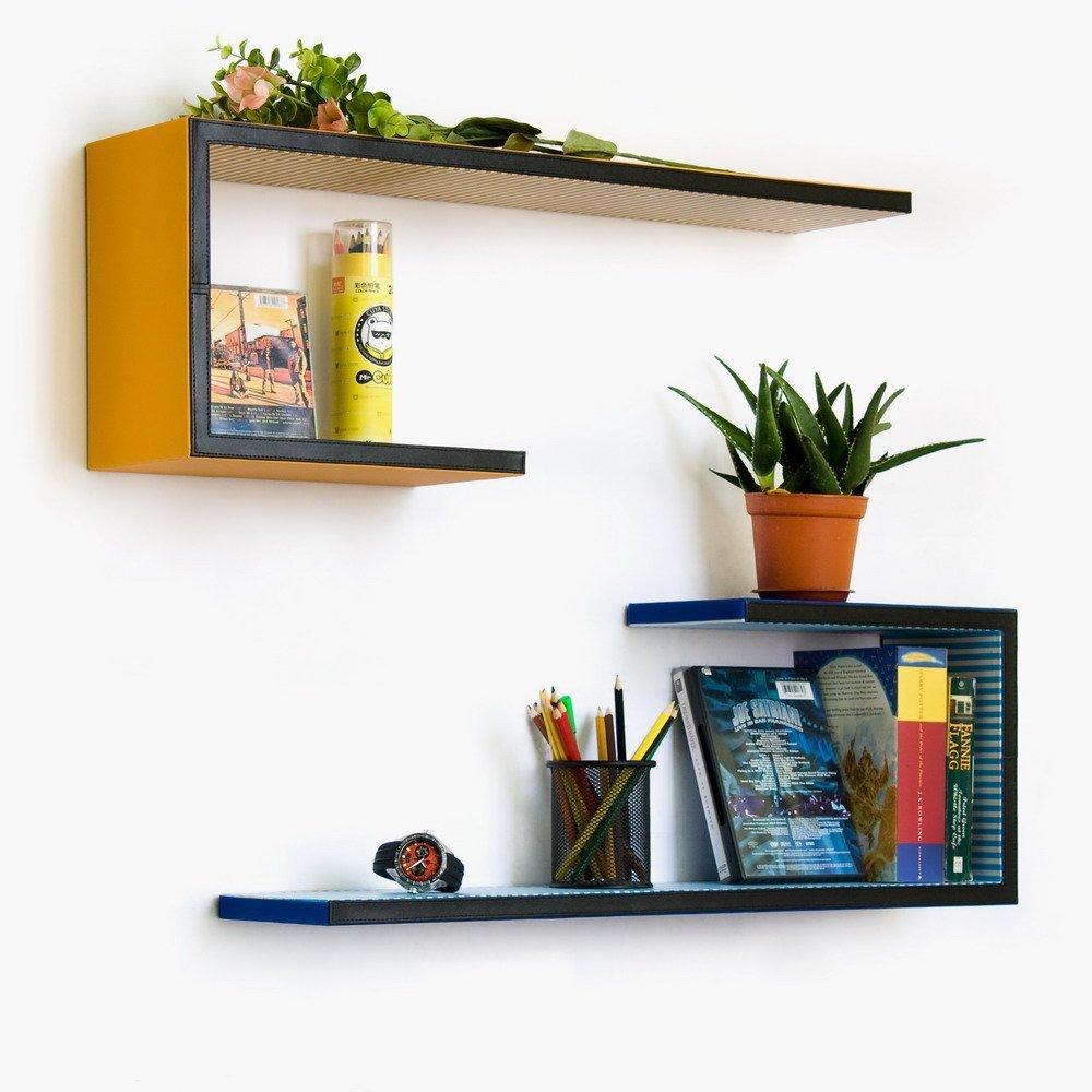 Decorative Wall Mounted Shelves