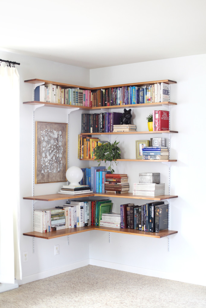 Diy Wall Mounted Shelves