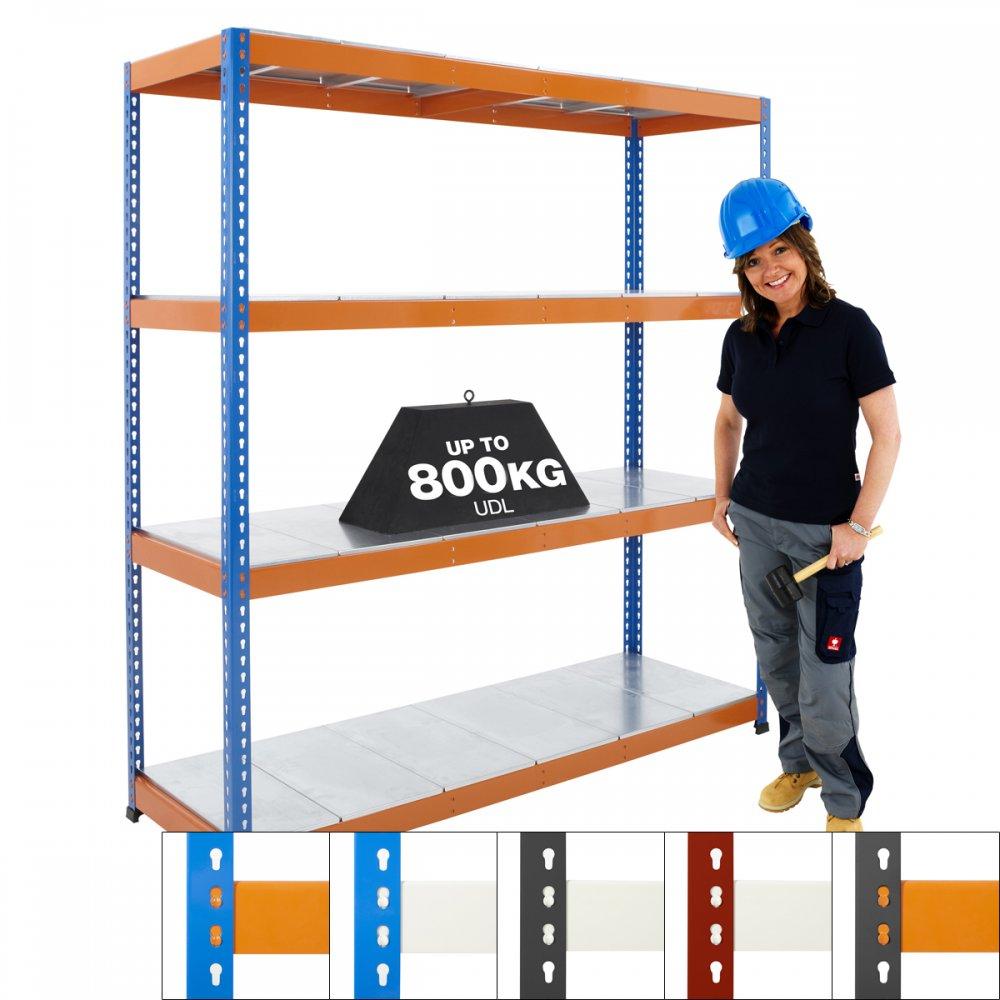 Ikea Box Shelves